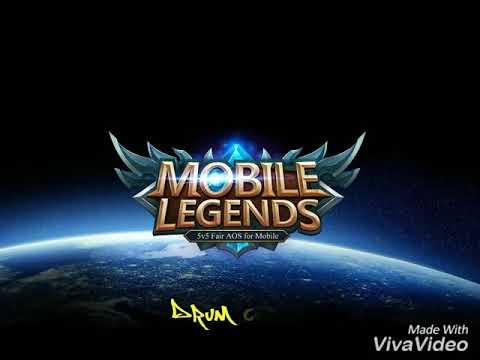 Mobile legends ( Drum Cover + Soundtrack )
