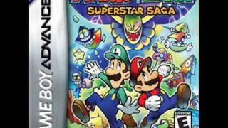Mario and Luigi Superstar Saga Music - Cackletta