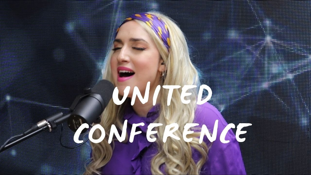 Belen Losa En United Conference Portugal (All I need, Be Enthrone, Endless Alleluia)