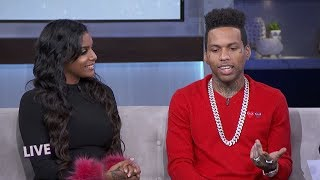 Asiah Collins and Kid Ink Share Love Story