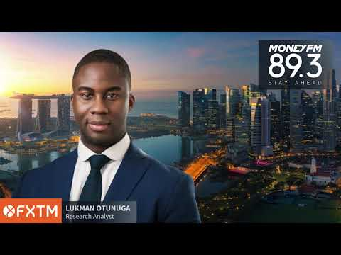 Rate cut bets send USD on a rollercoaster ride [Money FM interview with Lukman Otunuga | 12.07.19]