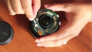 Canon 17-85mm lens Repair Flex Cable