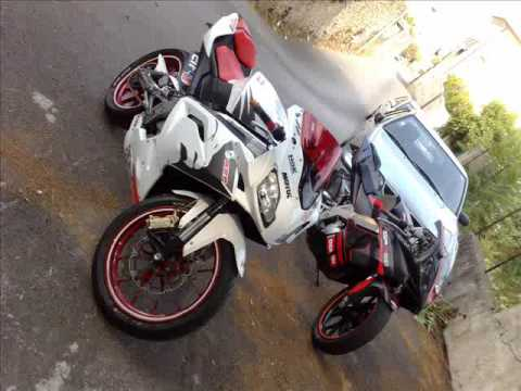 aprilia rs 125 white line return to the streets youtube. Black Bedroom Furniture Sets. Home Design Ideas
