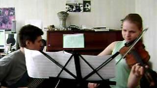 Дикая роза (черновик) ( Ibanez RG, Violin)