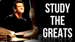 Jojo Mayer Tasty Flam Triplets | STUDY THE GREATS