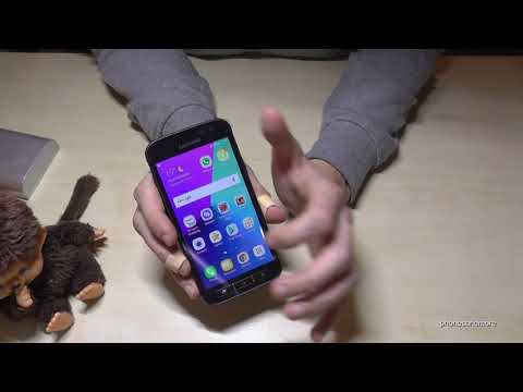 Samsung Galaxy XCover 4: How to take a screenshot/capture? (works also for XCover 3)