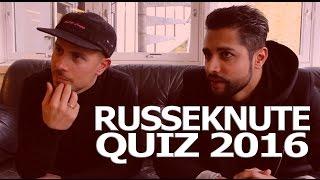 Russeknute-quiz med Karpe Diem, Mads Veslelia, Izabell, Arif & Lars Vaular. [VLOG]: YLTV