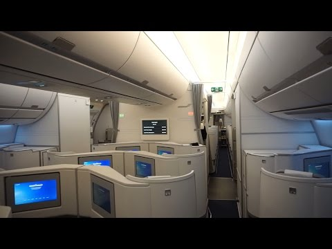 Business Class: Finnair ✈ Airbus A350-900 [OH-LWA] ✈ Helsinki - Copenhagen ✈ 26 OCT 2015