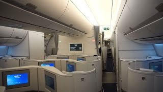 A350 Business Class! Finnair ✈ Airbus A350-900 [OH-LWA] ✈ Helsinki - Copenhagen ✈ 26 OCT 2015