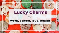 Feng Shui lucky charm and amulet for career, school, love, and health