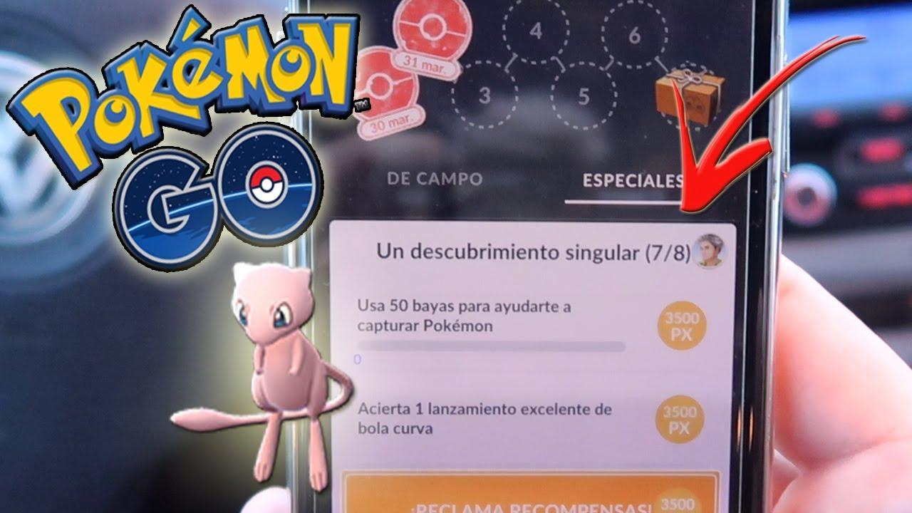 Resultado de imagen para investigacion especial pokemon go