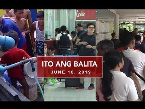 UNTV: Ito Ang Balita (June 10, 2019)