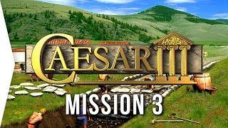 Caesar III ► #3 Capua & A Rectangle Block! - [HD Campaign Gameplay]