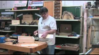 Part 20: Corner Cabinet Series From Mastering Woodworking With Charles Neil