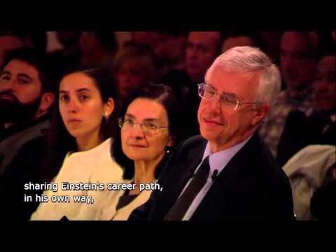 Lecture by Prof. José Manuel Sánchez Ron from Universidad Autónoma de Madrid