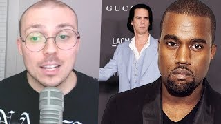 Nick Cave Calls Kanye the Greatest Artist of Our Time