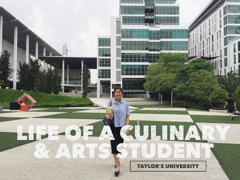 VLOG #2 - A Day With Me At Taylor's University ❤️