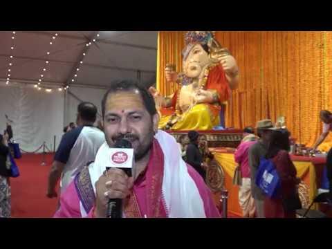 Thousands Celebrate Ganesha Festival 2019 - Woodbridge Center Mall- New Jersey
