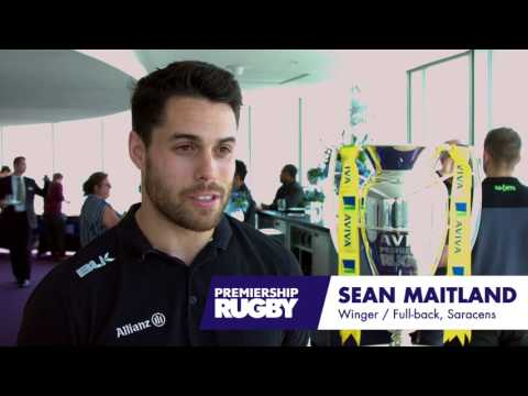 Premiership Rugby l Fixtures Launch 2017/18