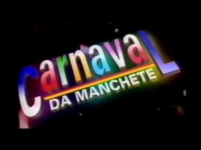 Intervalo: Carnaval da Manchete (02/1997) (2/2) [Rede Manchete Ceará]