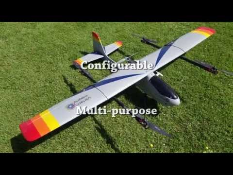 Observer VTOL Hybrid UAS