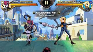 Skullgirls Mobile - Bringing in 2019 with Necrobreaker (Rumble Pack)