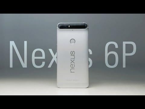 Первый обзор Huawei Nexus 6P