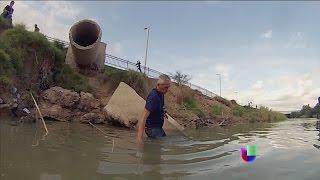 Jorge Ramos, niños de la frontera y sus desgarradores testimonios