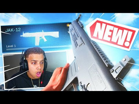 the NEW JAK 12 Shotgun is OVERPOWERED! (Modern Warfare Warzone)