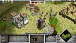 Age of Mythology Walkthrough 7. More Bandits (Titan Difficulty)