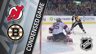 01/23/18 Condensed Game: Devils @ Bruins thumbnail