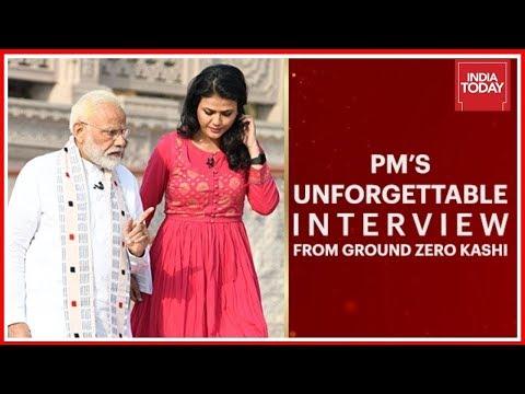 PM Modi Exclusive Interview; Speaks On Action Against Pakistan, Rafale, Kashmir & More   Part 1