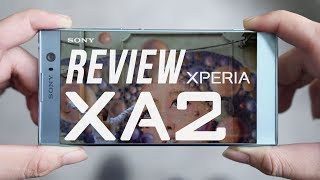 Đánh giá chi tiết Xperia XA2: mức giá không thể tin nổi của Sony