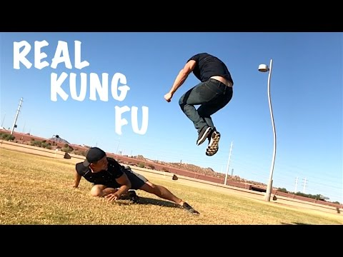 Learn Real Kung Fu