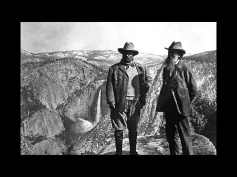 Muir Roosevelt and Yosemite. The REAL TRUE story.