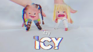 손가락춤) ITZY (있지) - ICY(아이씨) 커버댄스/Finger dance) ITZY - ICY DANCE COVER