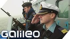 Hinter den Kulissen eines Marine Manövers | Galileo | ProSieben