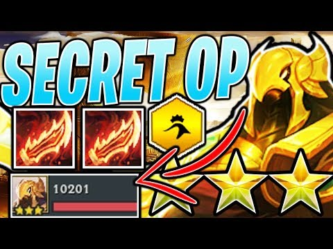 AZIR  HYPER ATTACK SPEED (MUST TRY) - TFT RANKED Teamfight Tactics STRATEGY Best Comp SET 2 Guide