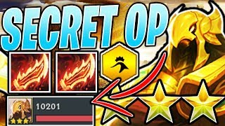 AZIR ⭐⭐⭐ HYPER ATTACK SPEED (MUST TRY) - TFT RANKED Teamfight Tactics STRATEGY Best Comp SET 2 Guide