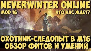 Охотник Следопыт в М16. Обзор Фитов и Умений | Neverwinter Online