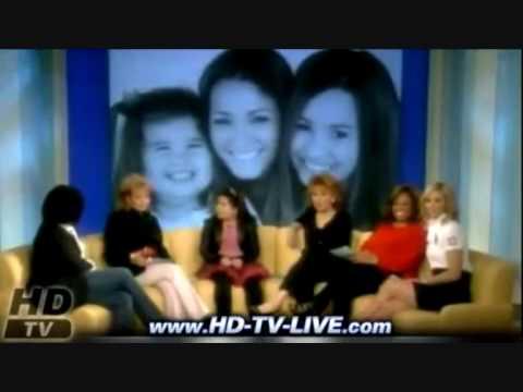 Madison De La Garza Interview on the View! 15th February 2010!
