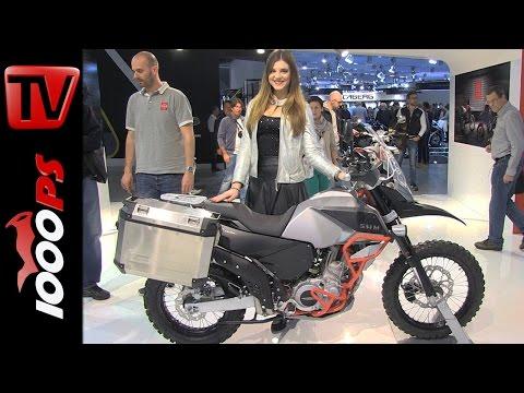 SWM Neuheiten 2016 | RS 340 S, Silver Vase 440, Gran Milano