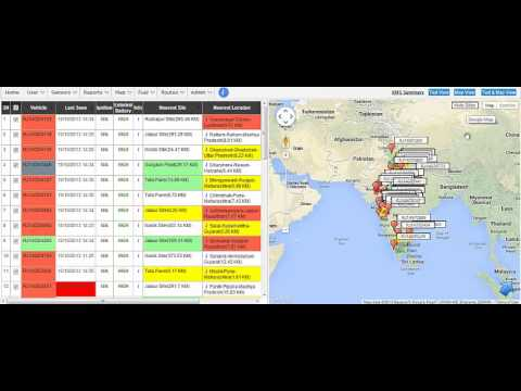 Axestrack GPS Vehicle Tracking System Software... Show Site Demo