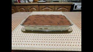 Десерт Тирамису Как приготовить