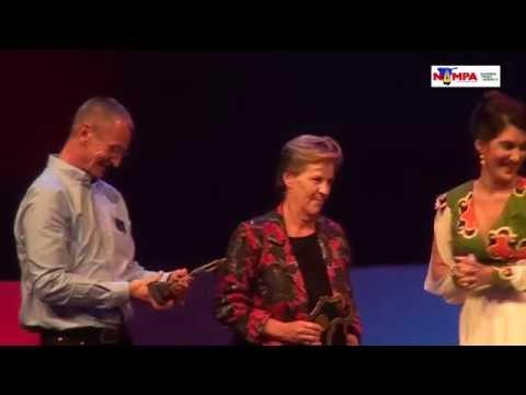 NAMPA: JOHANNESBURG Grobler wins at African Journalist Awards HD