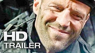 THE EXPENDABLES 3 Offizieller Trailer Deutsch German | 2014 Movie [HD]
