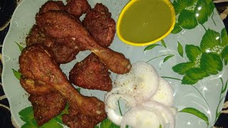 Chicken Fry Recipe   Tasty Latest Chicken Fry Recipe Restaurant Style Quick and Easy