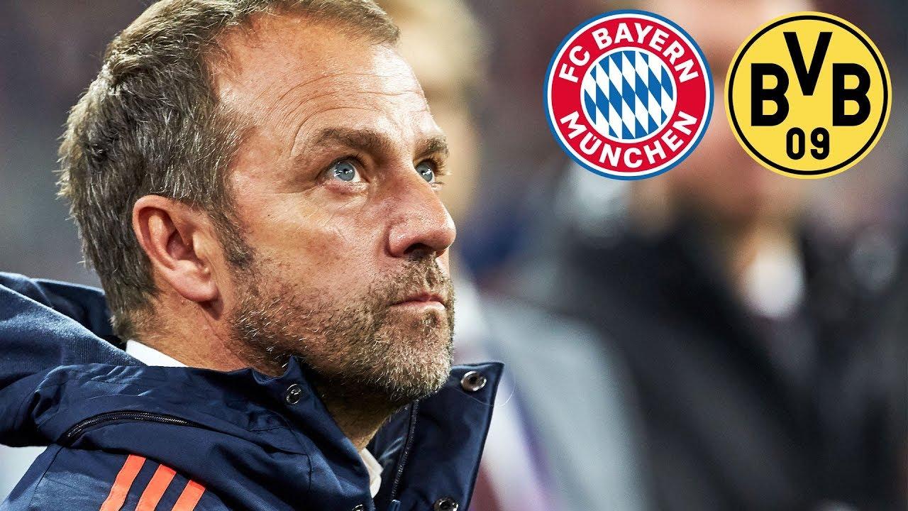 4 0 Sieg Fc Bayern Pressekonferenz Mit Hansi Flick Nach Dem