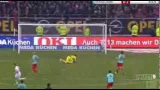 Fortuna Düsseldorf - 1.FC Köln 22/12/2013