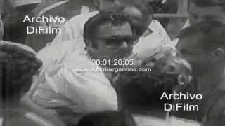 DiFilm - Leeroy Yarbrough wins Daytona 500 - 1969